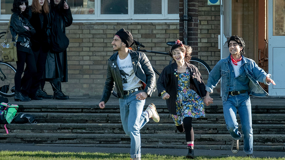 Blinded by the Light' Review: A Brit Teen Jolted Alive by Springsteen -  Variety