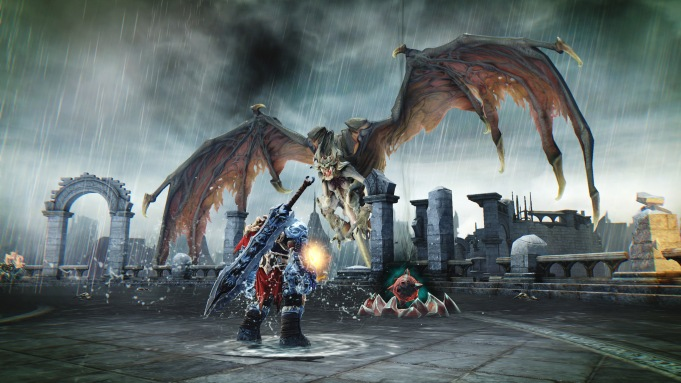 'Darksiders Warmastered' Coming to Nintendo Switch