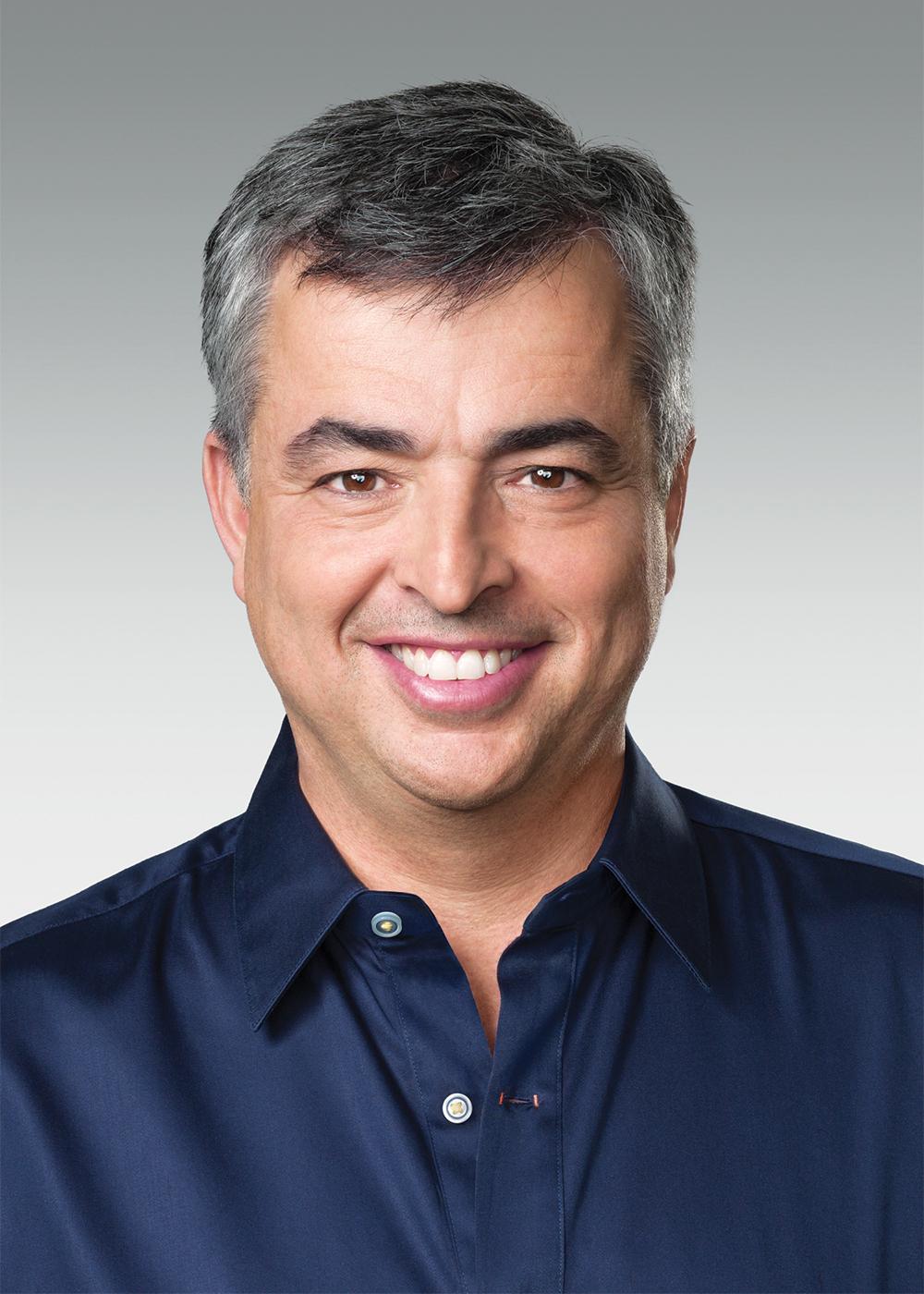 Executive Portrait of Eddy Cue