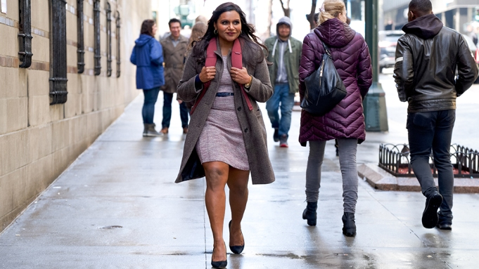 Mindy Kaling appears in Late Night