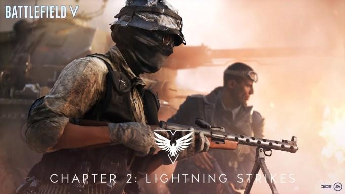 Chapter 2 of 'Battlefield V's' Tides