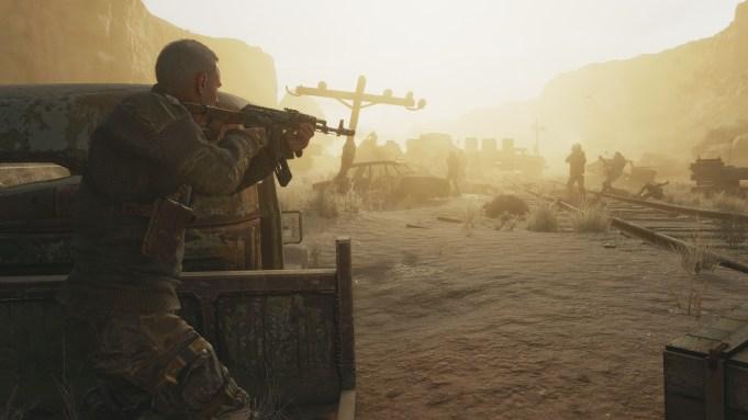 'Metro Exodus' Trailer Showcases Weapons and