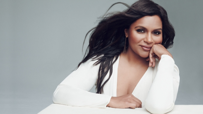 Mindy Kaling photographed by Victoria Stevens
