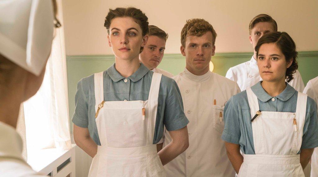 Claudia Boderke, Lars Mering Talk SF Studios 'The New Nurses'