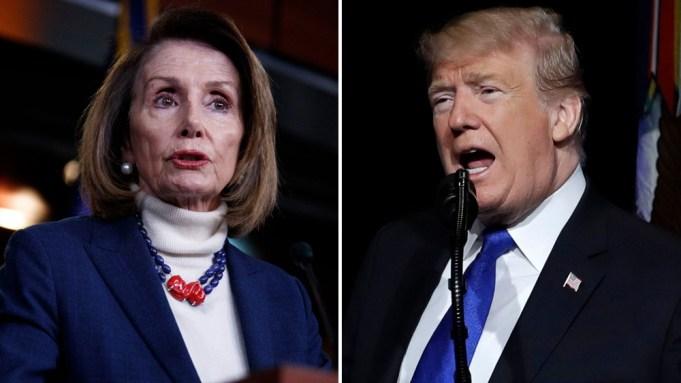 Nancy Pelosi Morbidly Obese Trump Shouldn T Take Hydroxychloroquine Variety