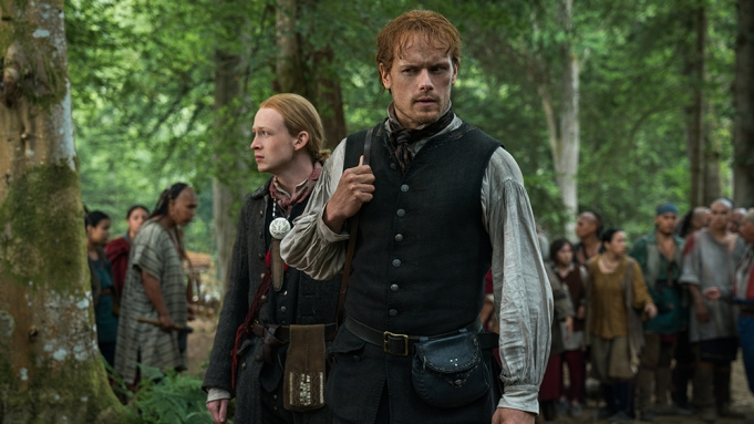Outlander Recap Jamie Roger Ian Each Try To Be A Man Of Worth Variety