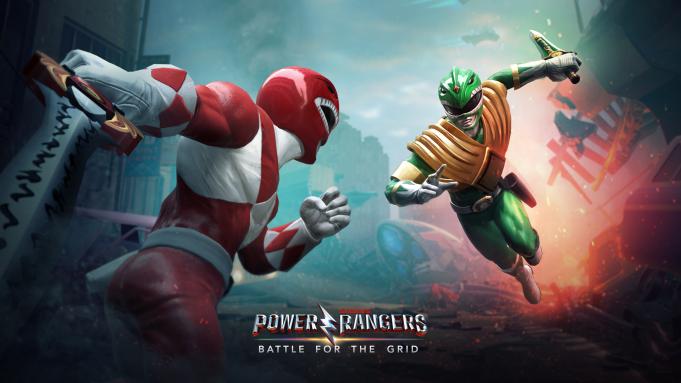 'Power Rangers: Battle For The Grid'