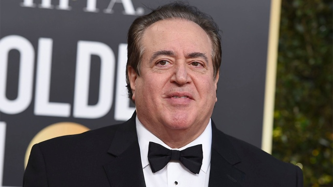 Nick Vallelonga arrives at the 76th
