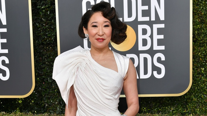 Sandra Oh76th Annual Golden Globe Awards,
