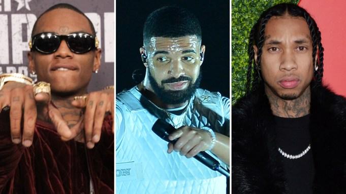 Soulja Boy Drake Tyga