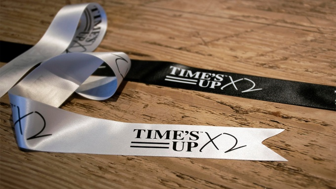 Time's Up Supporters to Wear Ribbons,