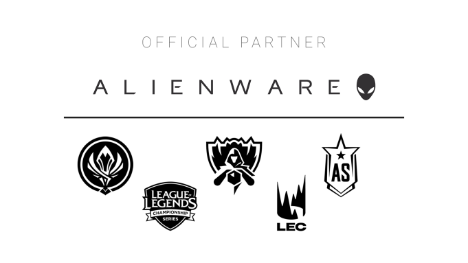 Riot and Alienware Partner Up for