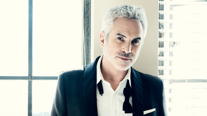 Alfonso Cuaron Variety Oscars Cover Story