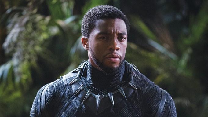 Marvel Studios' BLACK PANTHER..T'Challa/Black Panther (Chadwick