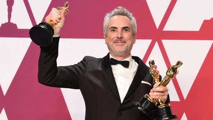Alfonso Cuaron - Director, Orignal Screenplay