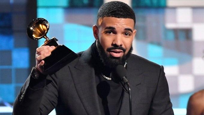Grammys Explain Why Drake's Speech Was