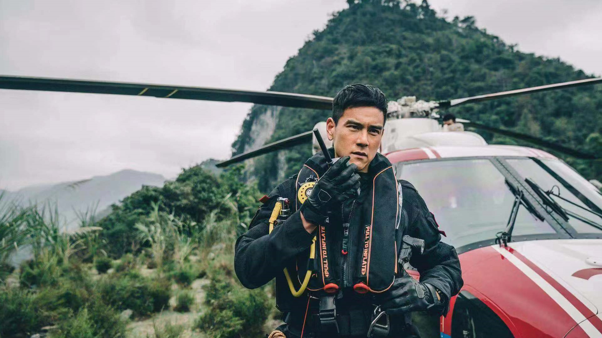 Why Dante Lam's 'Rescue' May Be a Lifeline for the Chinese Movie Industry (EXCLUSIVE)