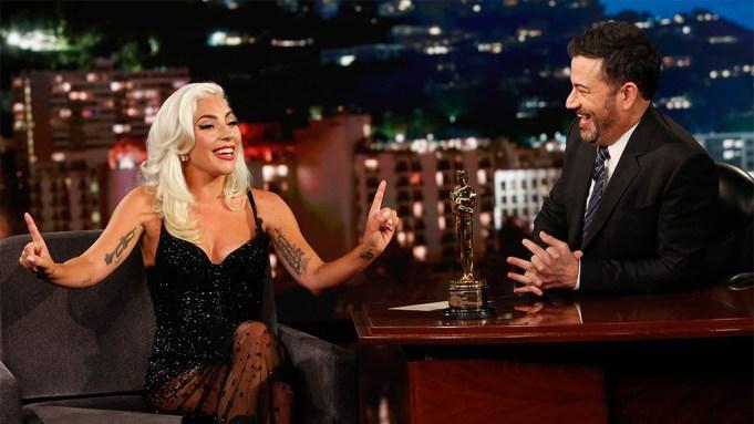 Lady Gaga on Bradley Cooper Romance
