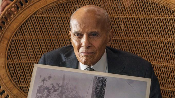 Harry Belafonte Blackkklansman