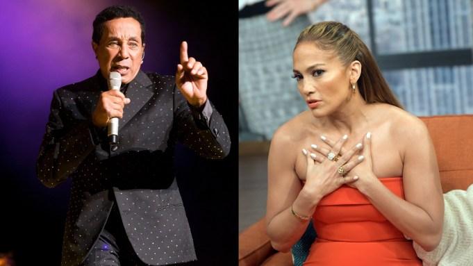 Smokey Robinson Defends J. Lo's Motown