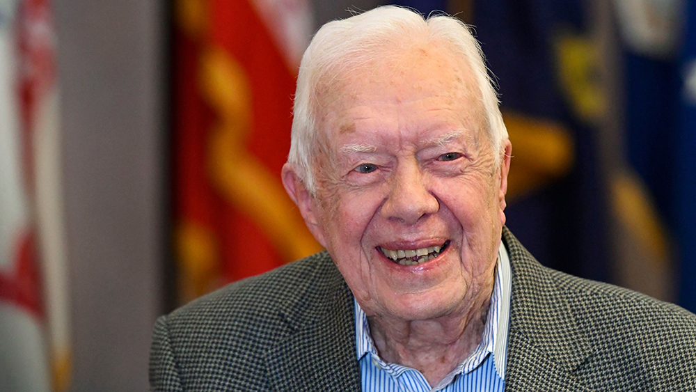 Jimmy Carter Wins Grammy For Best Spoken Word Album Variety