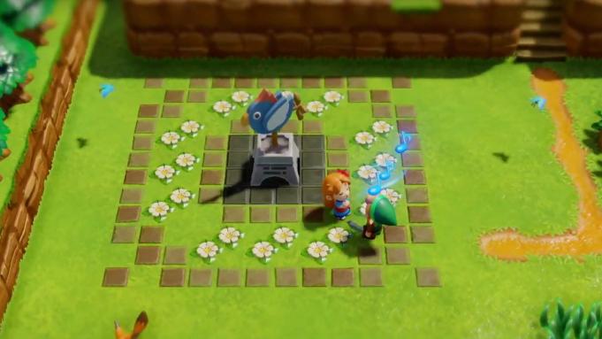 'The Legend of Zelda: Link's Awakening'