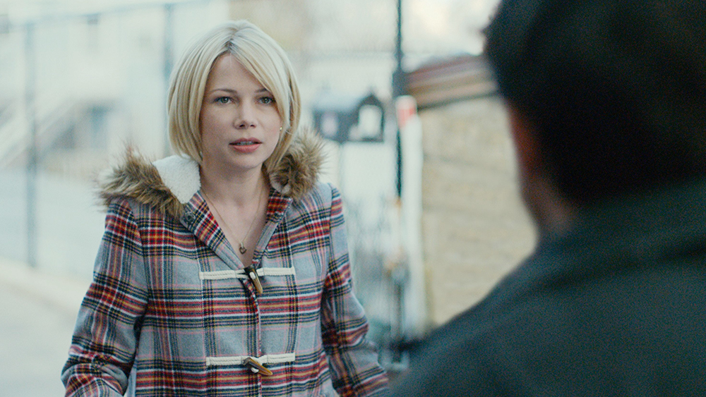 Editorial use only. No book cover usage. Mandatory Credit: Photo by Kobal/REX/Shutterstock (7897702l) Michelle Williams 'Manchester by the Sea' Film - 2016