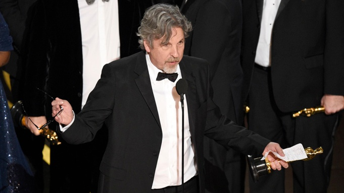 Peter Farrelly Oscars