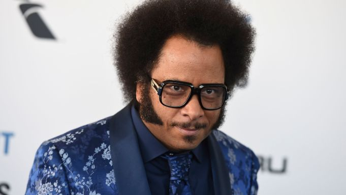 Boots Riley arrives at the 34th