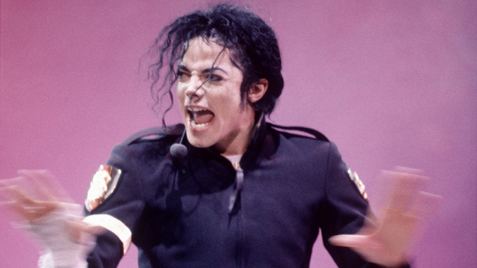 Michael JacksonMichael Jackson Concert, Los Angeles,
