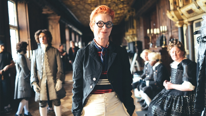 Sandy Powell The Favourite