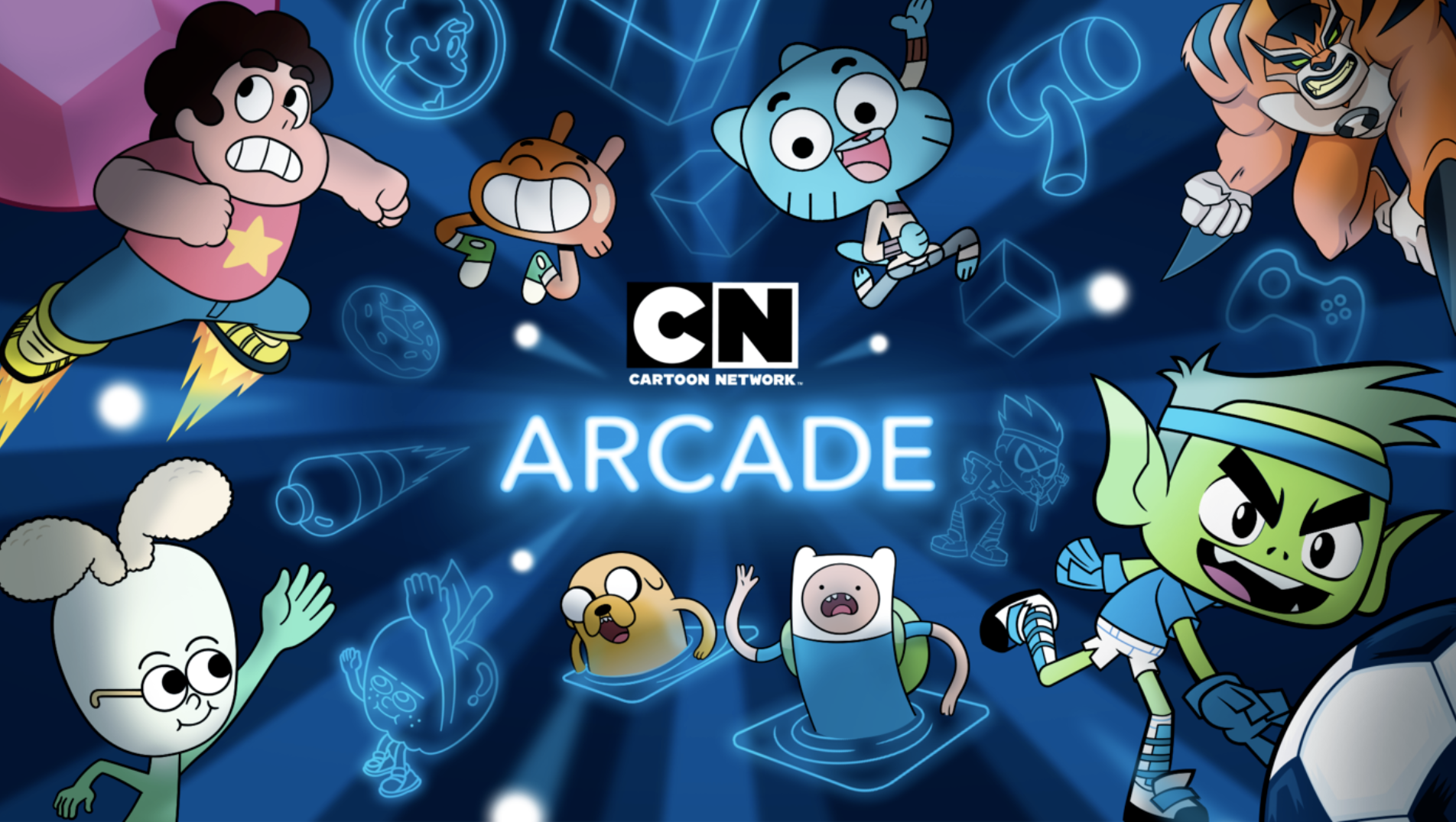 App Lets You Collect Figures Play Games While Watching Cartoon Network Variety