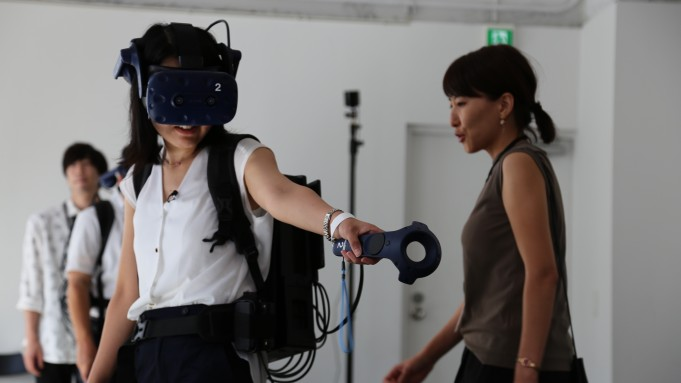 SXSW: Japan's NHK Offers Pre-Olympic VR
