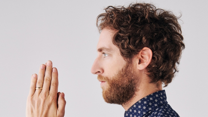 Thomas Middleditch - Emmy Studio - Photograph by Peter Yang on April 7, 2018 in Los Angeles, CA