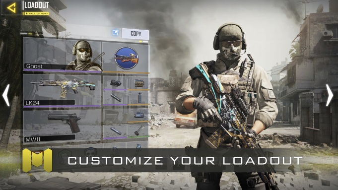 'Call of Duty: Mobile' Public Beta