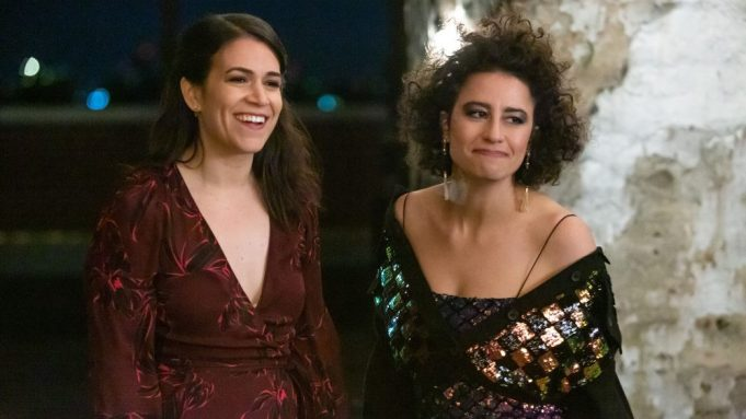 Abbi Jacobson and Ilana Glazer in
