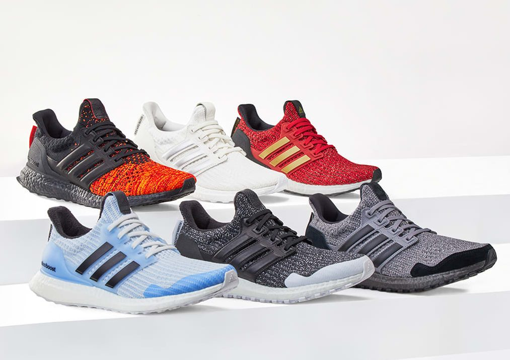 Game of Thrones Collaborations: Adidas