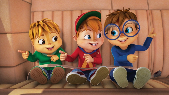 Alvin and the Chipmunks Nickelodeon