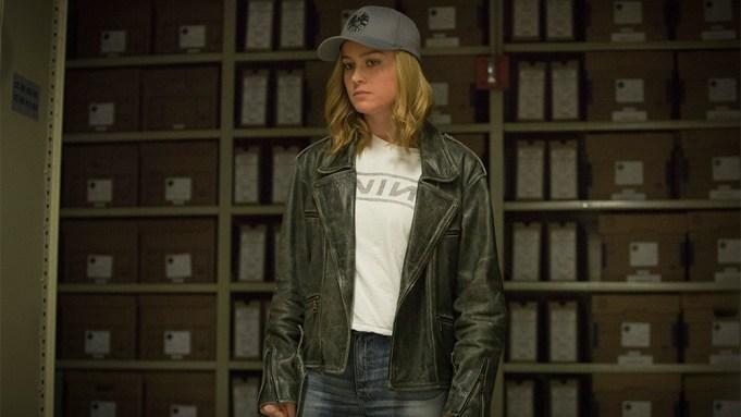 Marvel Studios' CAPTAIN MARVEL..Carol Danvers/Captain Marvel