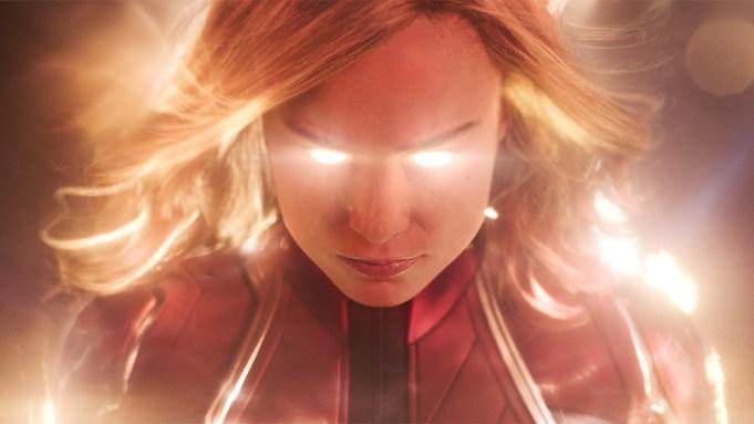 Marvel Studios' CAPTAIN MARVEL..Captain Marvel (Brie
