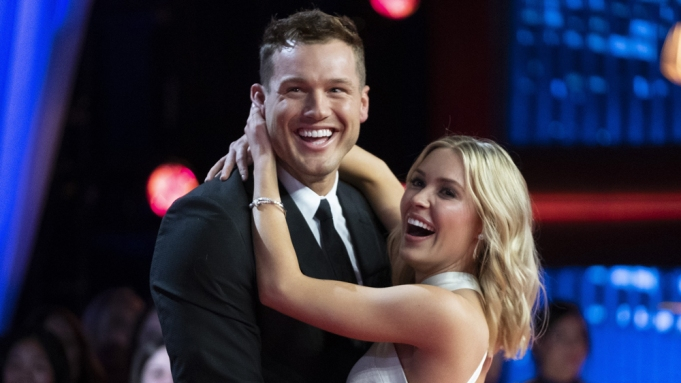 Colton Cassie The Bachelor