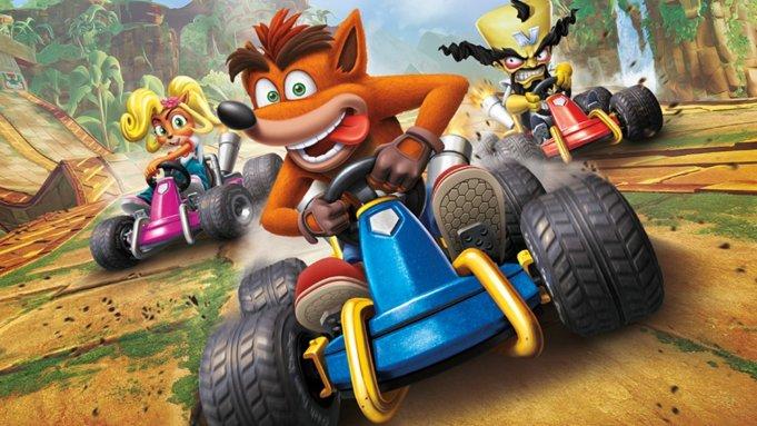 'Crash Team Racing Nitro-Fueled' Includes Remastered