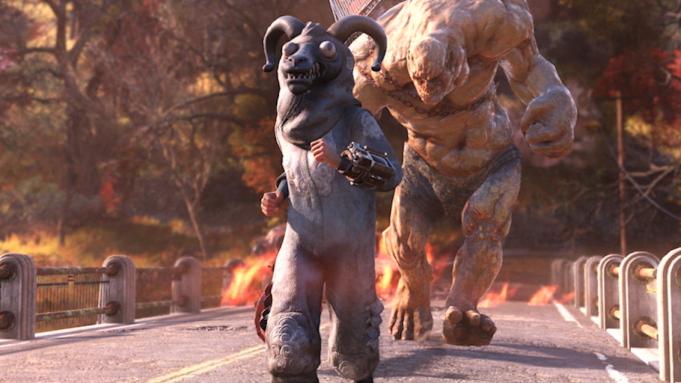 'Fallout 76's' Big Wild Appalachia Update