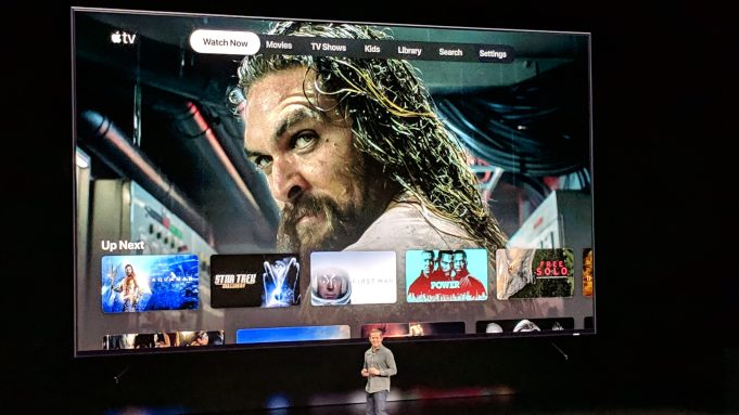 Apple to Launch New Apple TV