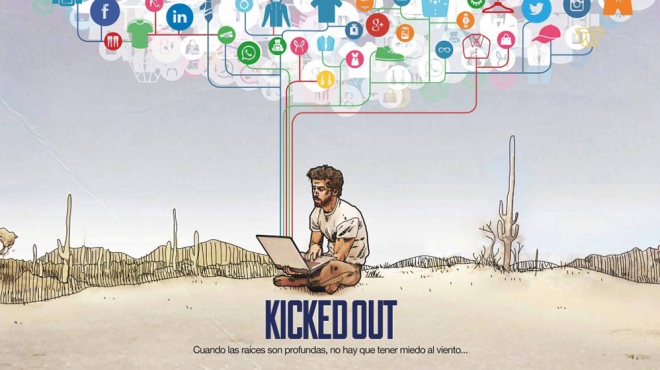 Arte Mecánica Pitches 'Kicked Out' (EXCLUSIVE)