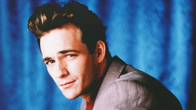 Luke Perry Life in Pictures