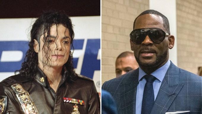 Michael Jackson R Kelly