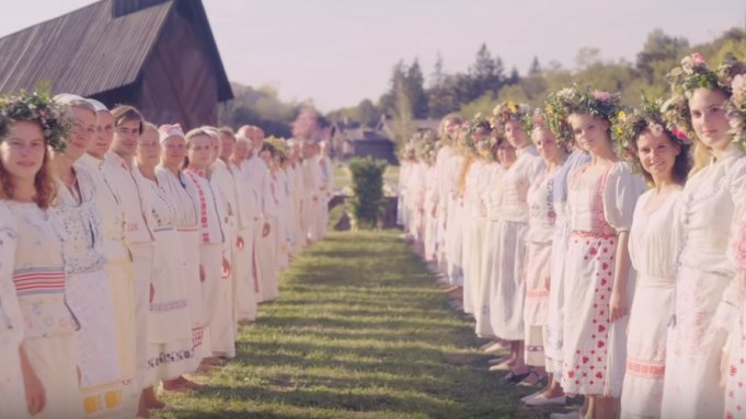 Midsommar' Film Review - Variety