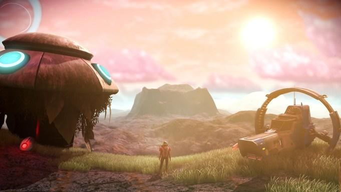 'No Man's Sky's' Next Big Update