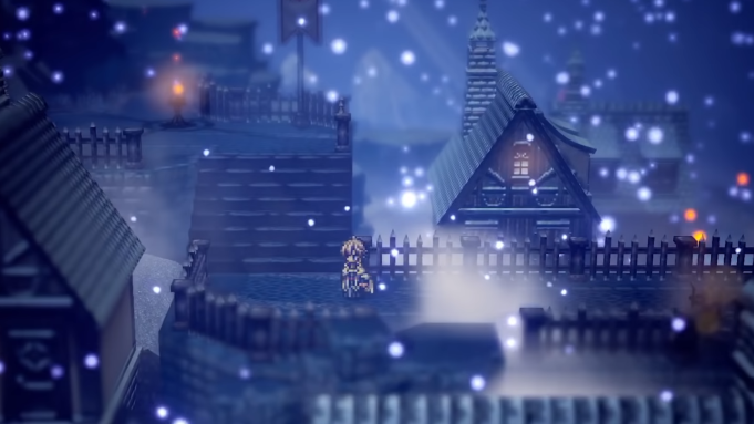 'Octopath Traveler' is Getting a Mobile